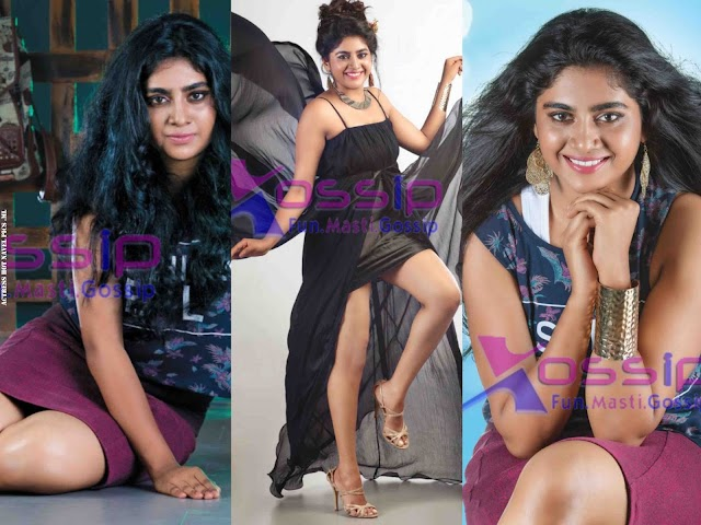 Nimisha Sajayan Hot Photos