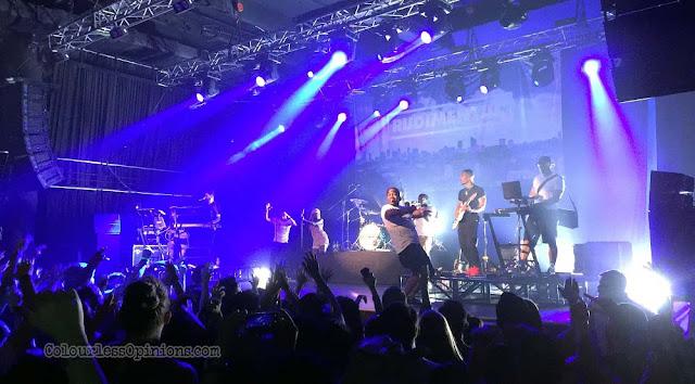 DJ Locksmith Rudimental KL Live malaysia urbanscapes 2016