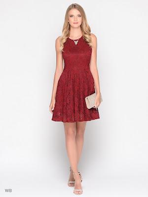 Vestidos de Fiesta Rojos