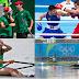 Destacan remeros mexicanos en jornada olímpica sabatina