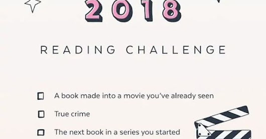 Reading Through the 2018 Popsugar Reading Challenge