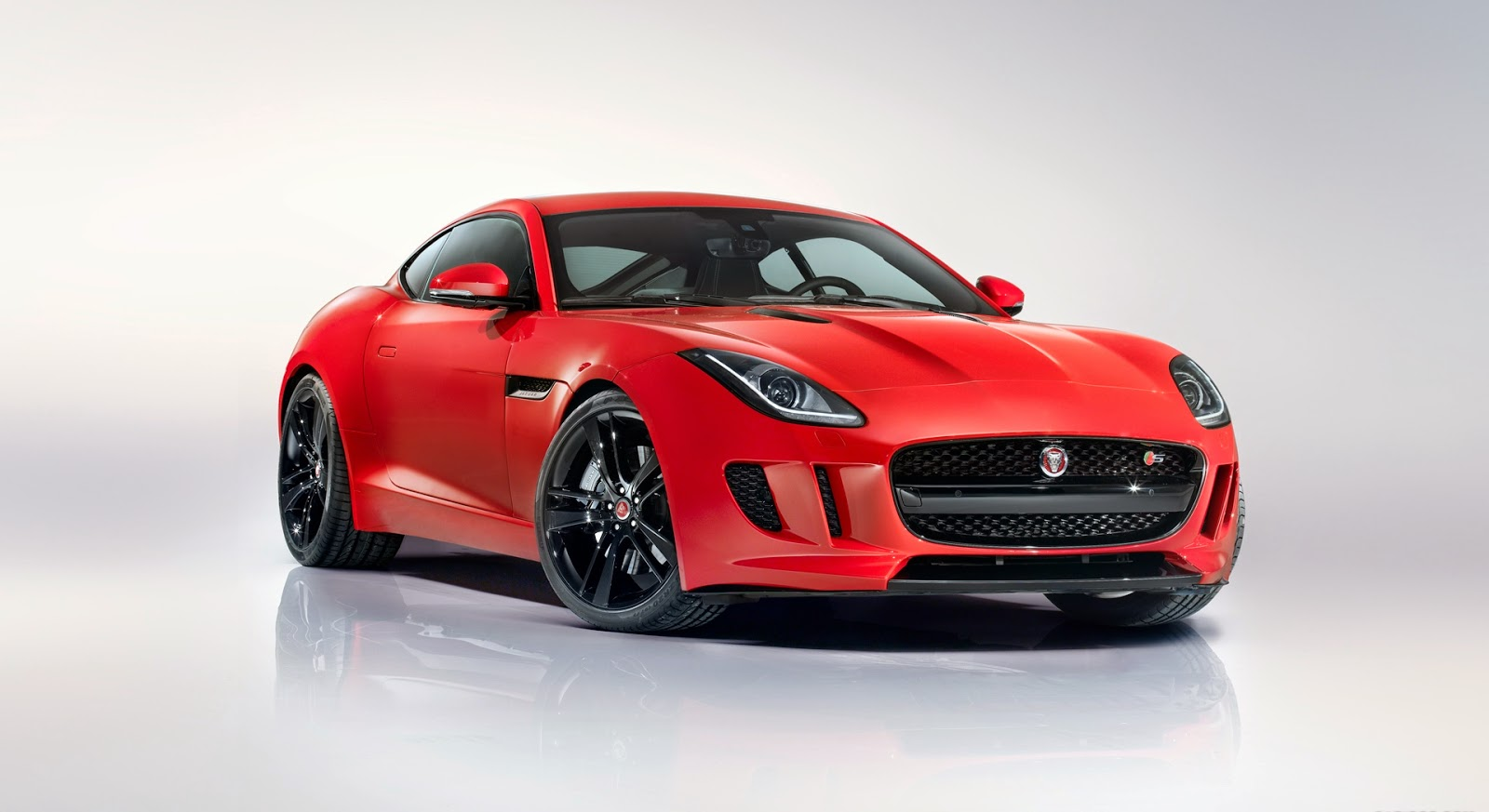 Automotivegeneral 2015 Jaguar F Type R Coupe Salsa Red Wallpapers
