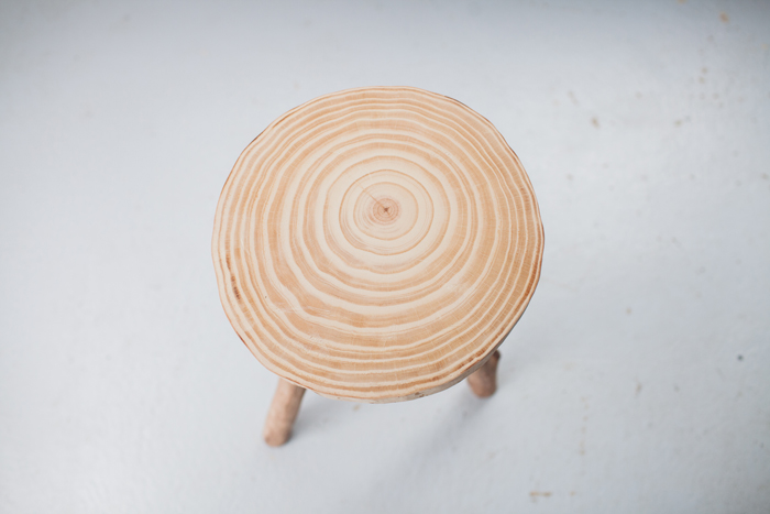simple nautic stool