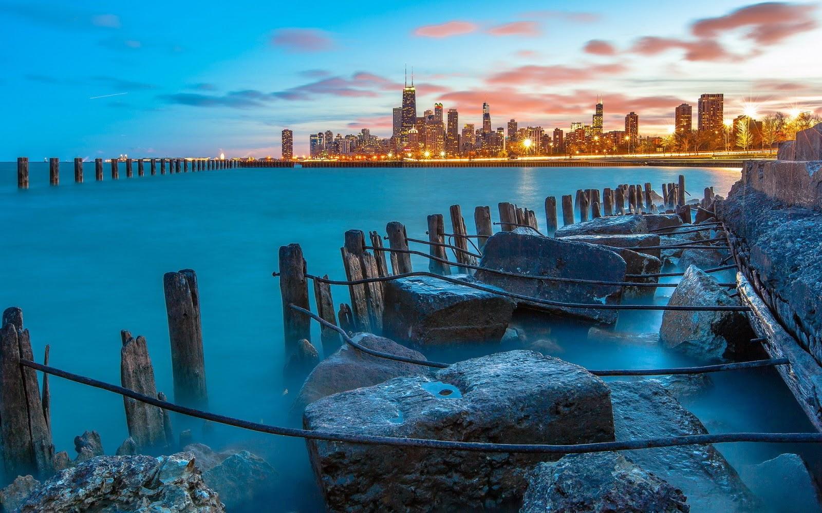 Desktop HD Wallpapers: Beautifull City Wallpapers 1080p