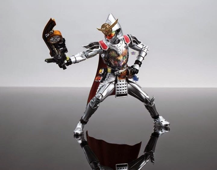 S.H. FiguArts Kamen Rider Gaim Kiwami Arms Pre-order Now ...