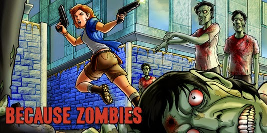 Because Zombies Apk
