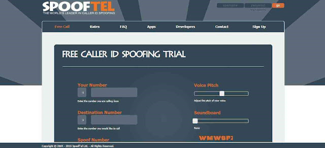 09 Best Voice and Caller ID Spoofing Websites ~tech odia