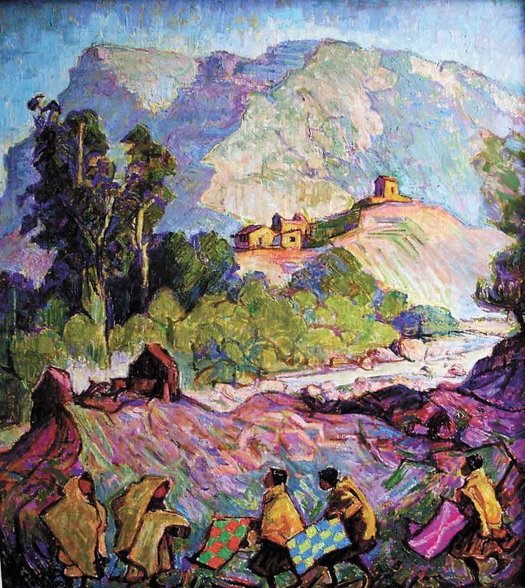 Alfredo Loaiza Ossio y los senderos del arte en Bolivia