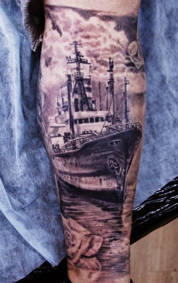 tatuajes de veleros y barcos belagoria la web de los tatuajes. Black Bedroom Furniture Sets. Home Design Ideas