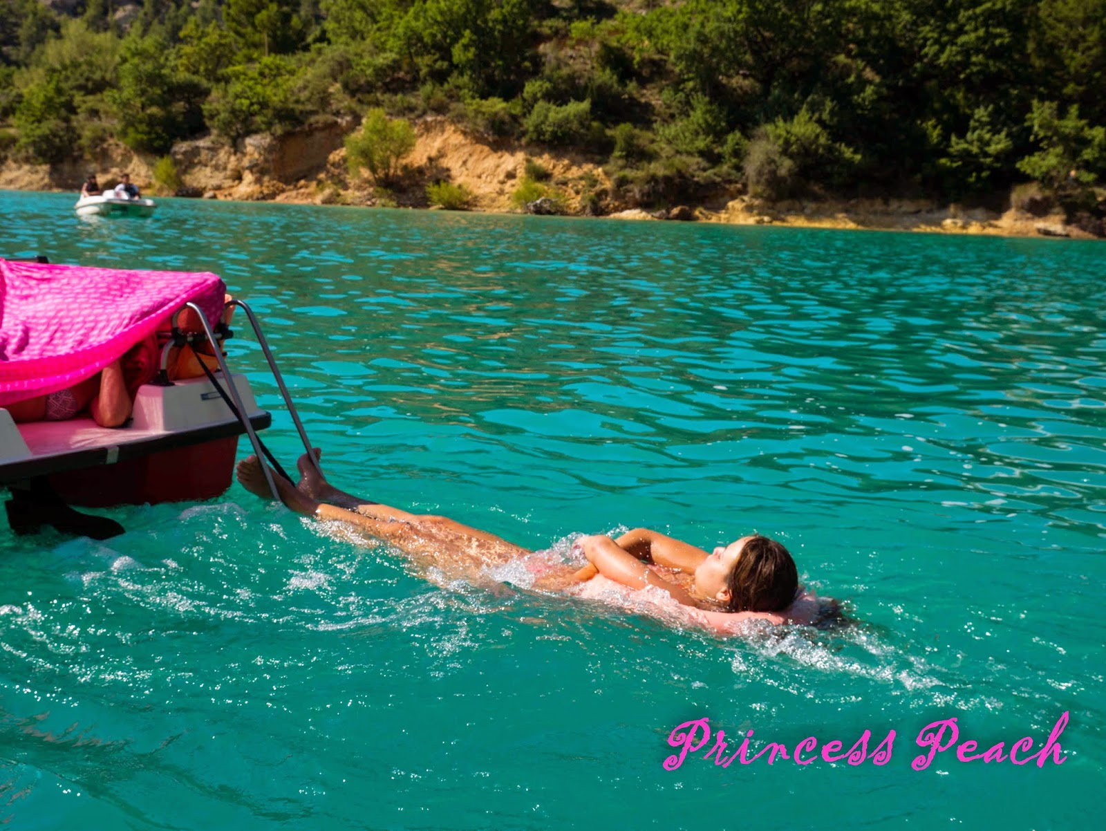 聖十字湖划船
