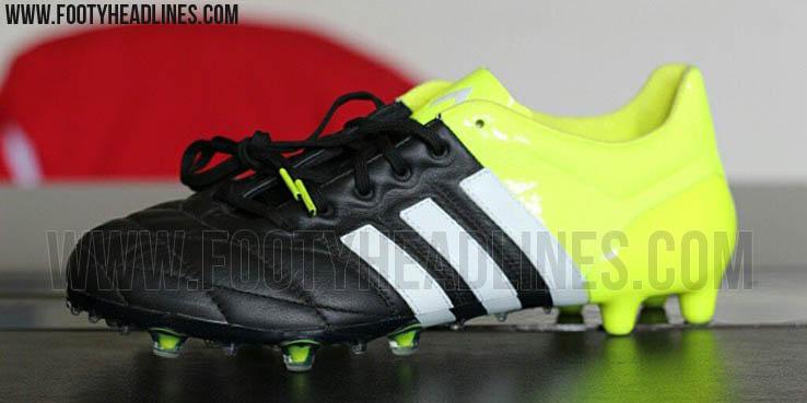 new product d4354 612a8 botas de futbol adidas ACE 15.1 piel