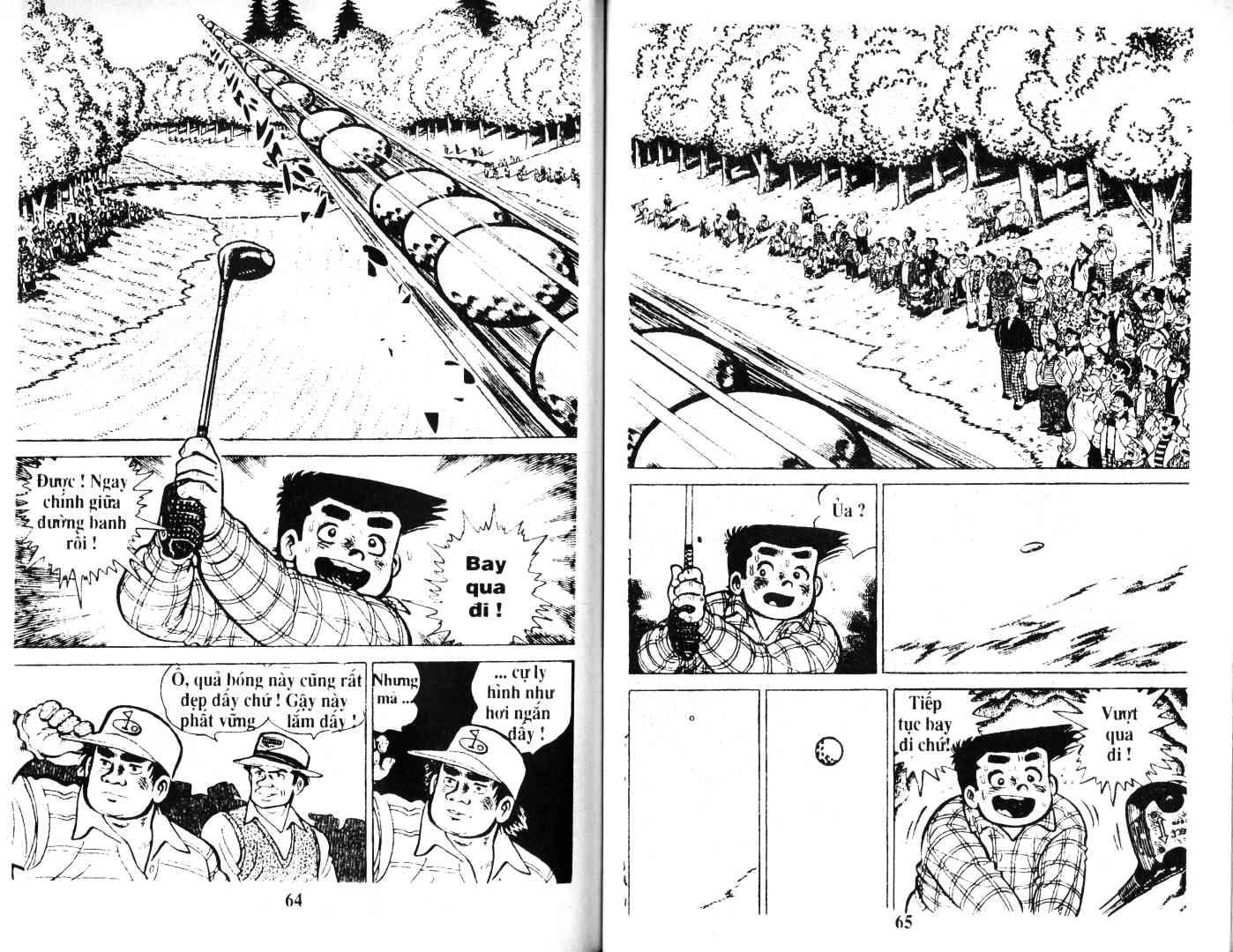 Ashita Tenki ni Naare chapter 38 trang 30
