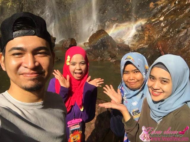 Air Terjun Pelangi Sungai Lembing Pahang