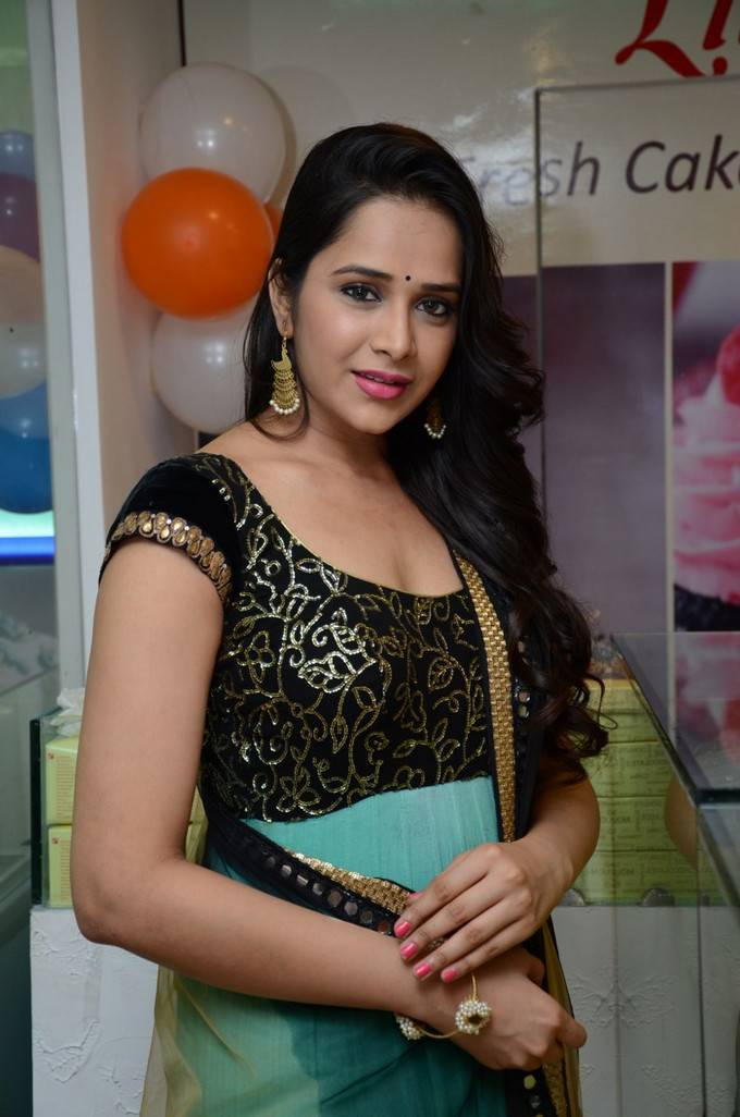 Abha Singal At 7th Heaven Restaurant Launch Stills