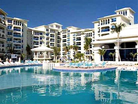 Occidental Holiday Village Xcaritplaya De Carmen Golden Beach