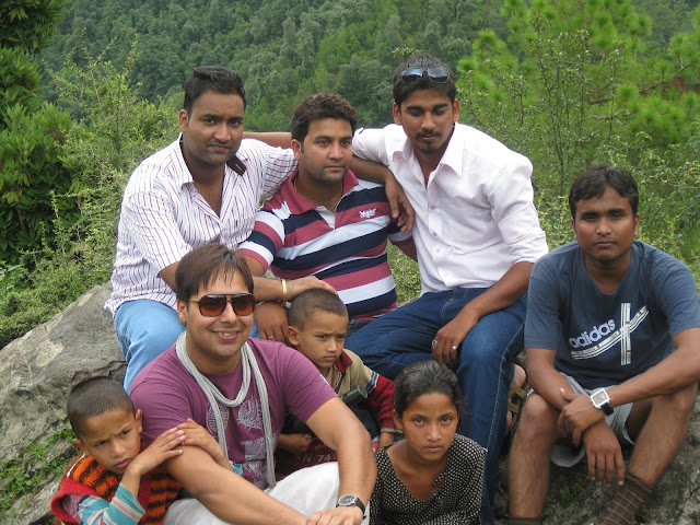 group in naddi