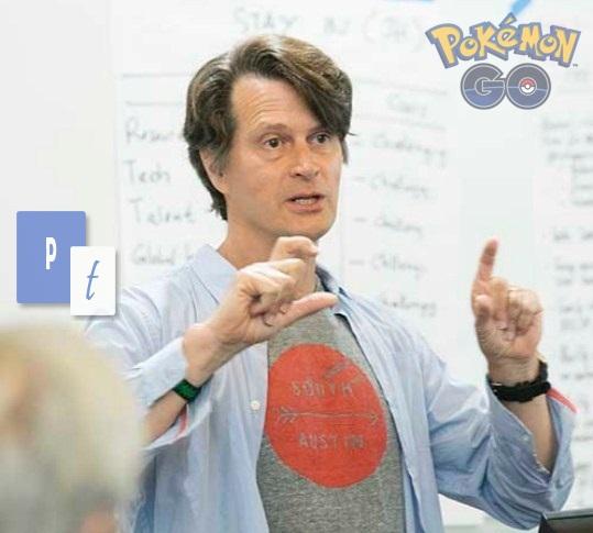 Penemu Game Pokemon GO