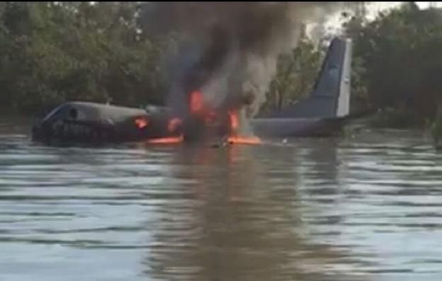 TUDM kaji kaedah keluarkan pesawat CN235, kata Hishammuddin