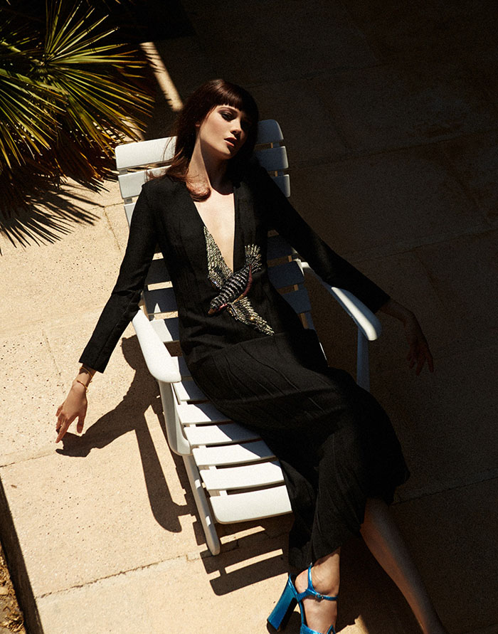 bfb576d56b96 Duchess Dior  Diana Moldovan by Piczo for Jalouse Magazine France ...