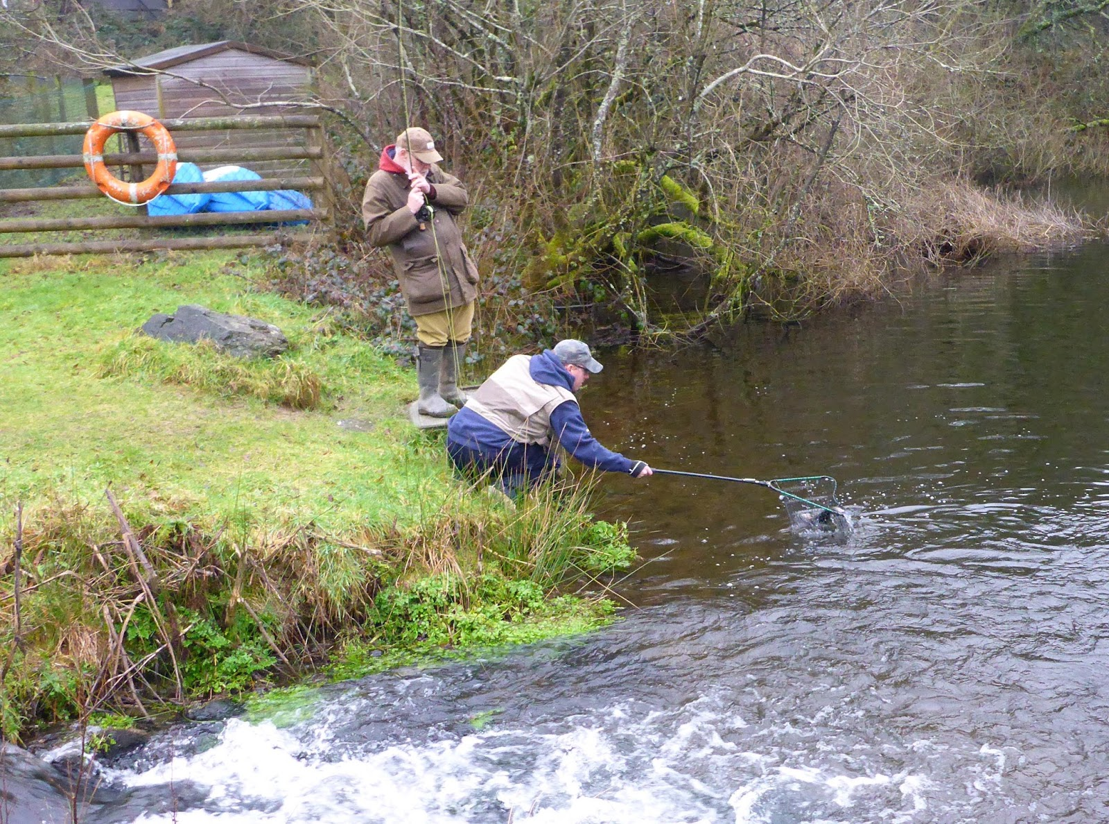 Burrator fly fishers bffa competition held at tavistock for Fly fishing competitions