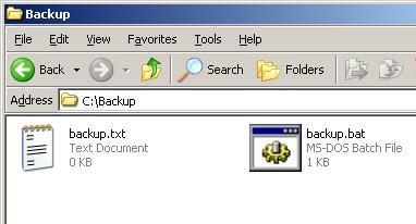 Blog Rizauddin: Backup folders with 7-zip command line