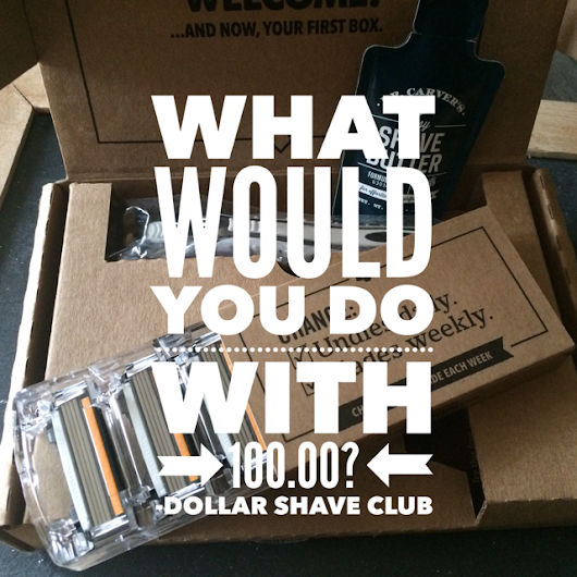 What would you do with an extra $100.00?