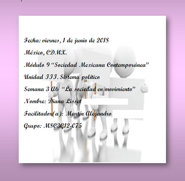 Bienvenidos A Mi Blog Modulo 9 Semana 3 La Sociedad En