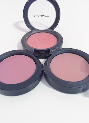MAC Must have Blushes