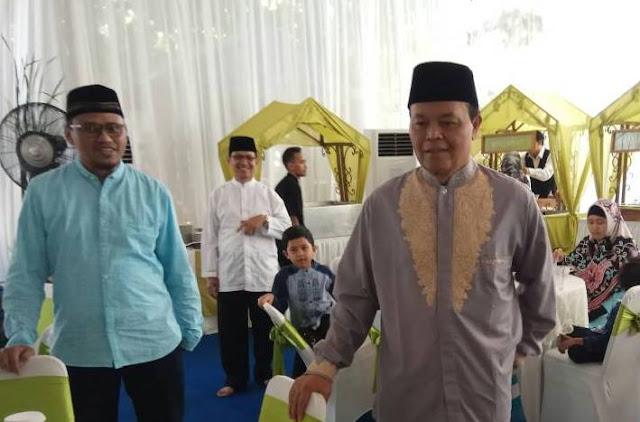 Open House, Hidayat Ingatkan Beragama yang Baik Usai Ramadhan