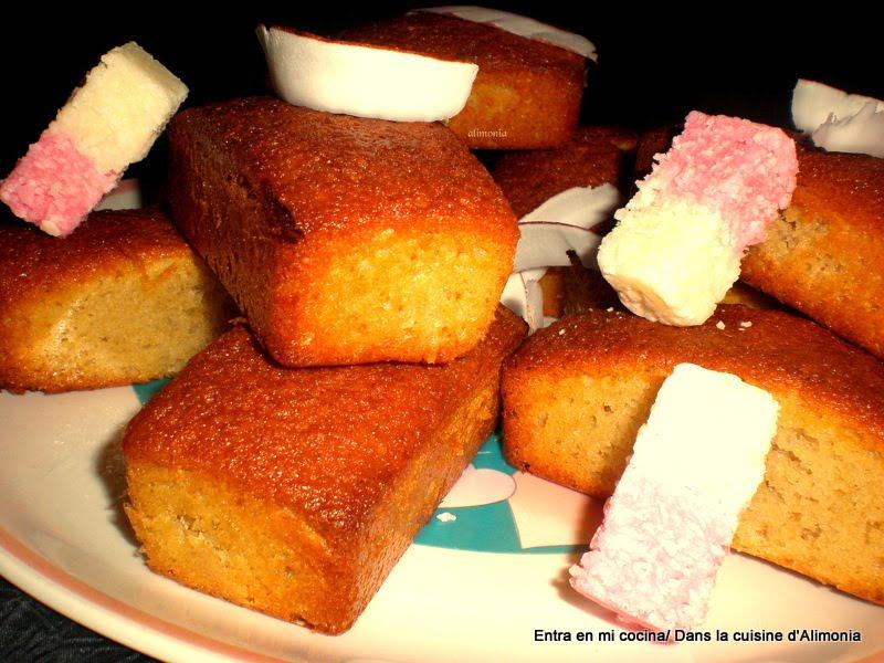 Mini Cake Vanille