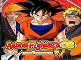 لعبة قتال ابطال الانمي نسخة 2019  Anime Fighters CR: F7