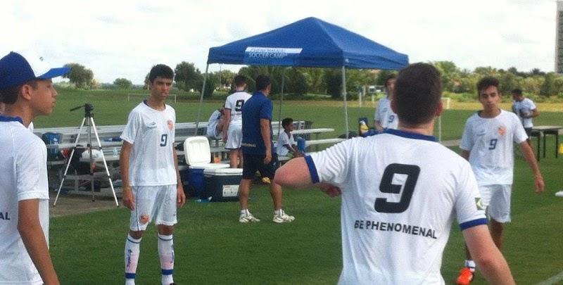 Ronaldo Fenômeno e Carlos Wizard levam a Ronaldo Academy para a América Central