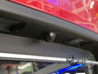 Kia Rio K2 Parking Camera (Rear) sgwangacc