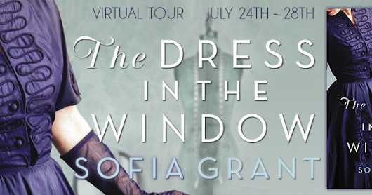 SPOTLIGHT - The Dress in the Window by Sofia Grant