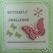 Mrs A's Butterfly Fortnightly Challenge