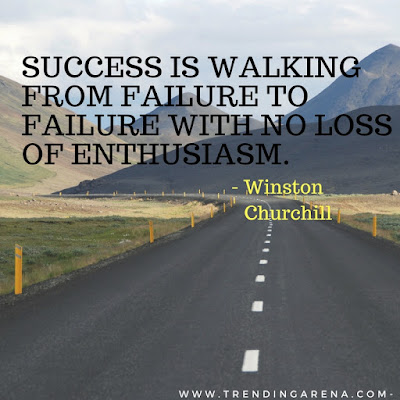 famous quotes about success by winston churchill