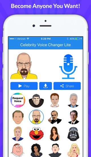 10 Aplikasi pengubah Suara Terbaik Untuk iPhone