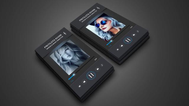 singer-business-card-design Singer & Music Director Business Card Design - Photoshop Tutorial download
