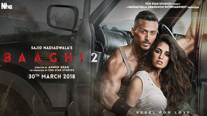 Baaghi 2 Movie Budget Profit Hit Or Flop On 21th Day Box Office