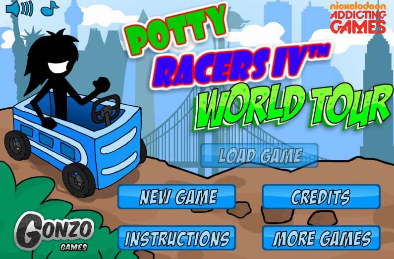 Search potty racers 5 hacked with all levels butik work