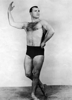 The Great Milenko Wrestler