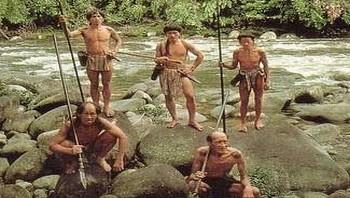 Mengenal Lebih Dekat Suku Dayak Punan