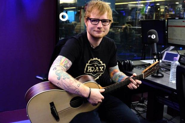 Ed Sheeran interpreta 'Castle On The Hill' por primera vez en vivo