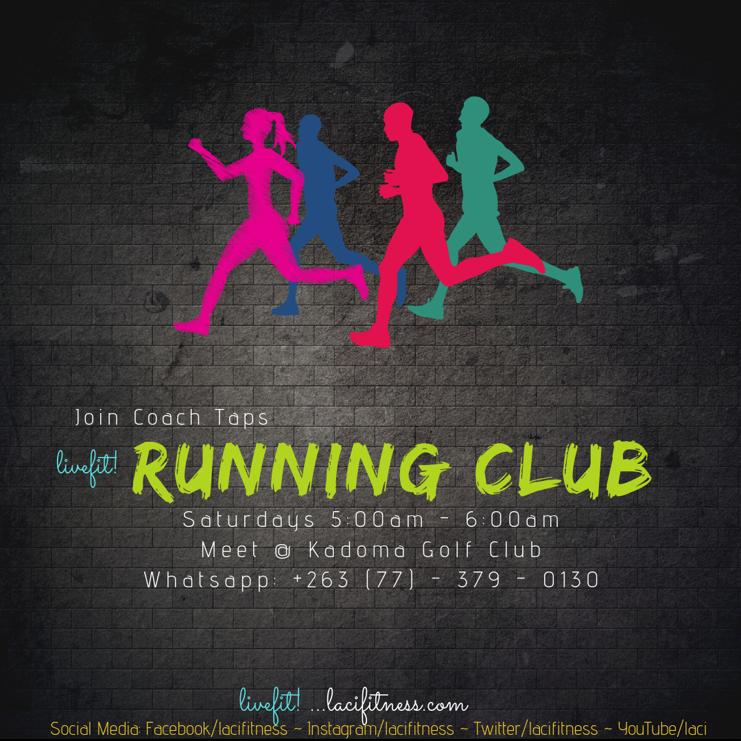 Join the RUNNING CLUB