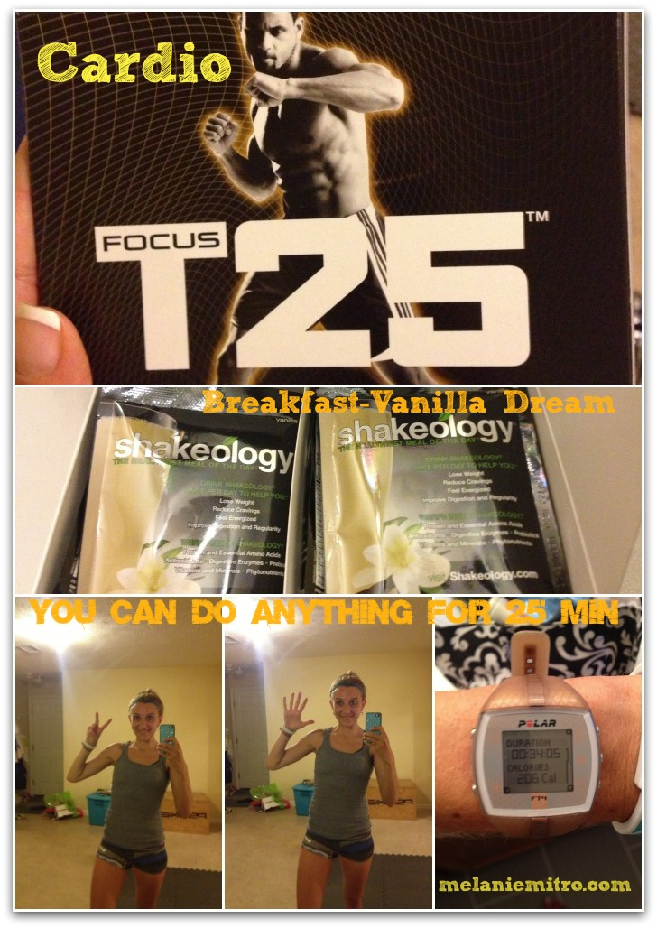 What is Focus T25 and Is It Right for ME? | Melanie Mitro