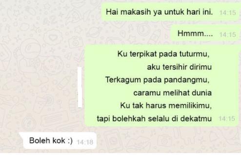 Kumpulan Chat Wa (Whatsapp) Paling Duka Yang Bikin Kau Nangis