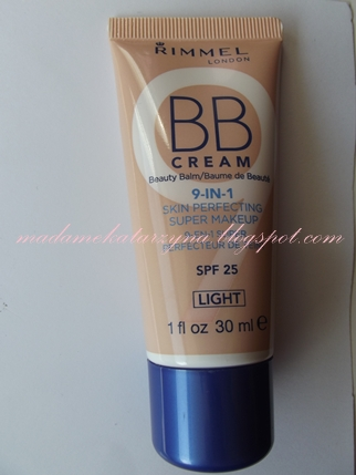 bb cream 9 in 1 Rimmel hit czy kit?
