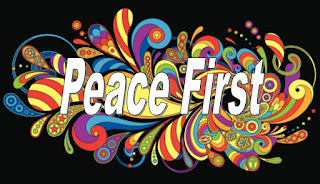 peace first: peace train, george harrison give me peace, trump protest tshirts, youtube videos to lighten the burden of under psychopaths and narcissists