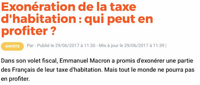 Grand euville 4 villages exon ration de la taxe d 39 habitation qui peu - Taxe d habitation parking exoneration ...