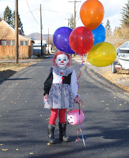 Pennywise Cute children's Costume